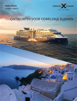 Brochure Celebrity Cruises