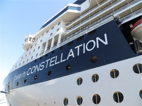 Celebrity Constellation vernieuwd!
