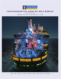 Brochure Royal Caribbean